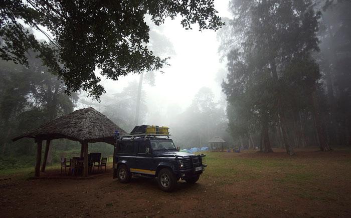 Zomba-Camp