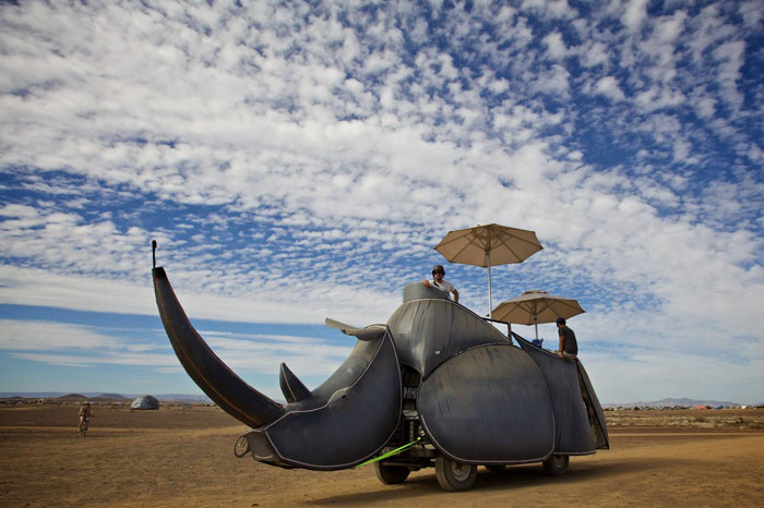 All About Afrikaburn Africa Geographic