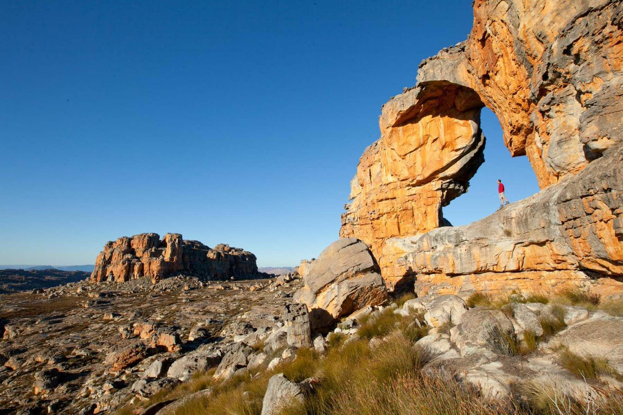 wolfberg arch cederberg south africa ©scott ramsay