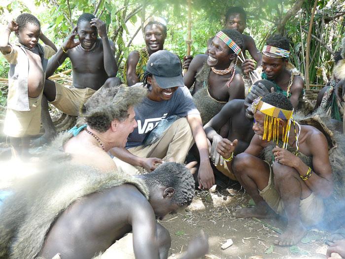 Hadzabe-bushmen-tribe