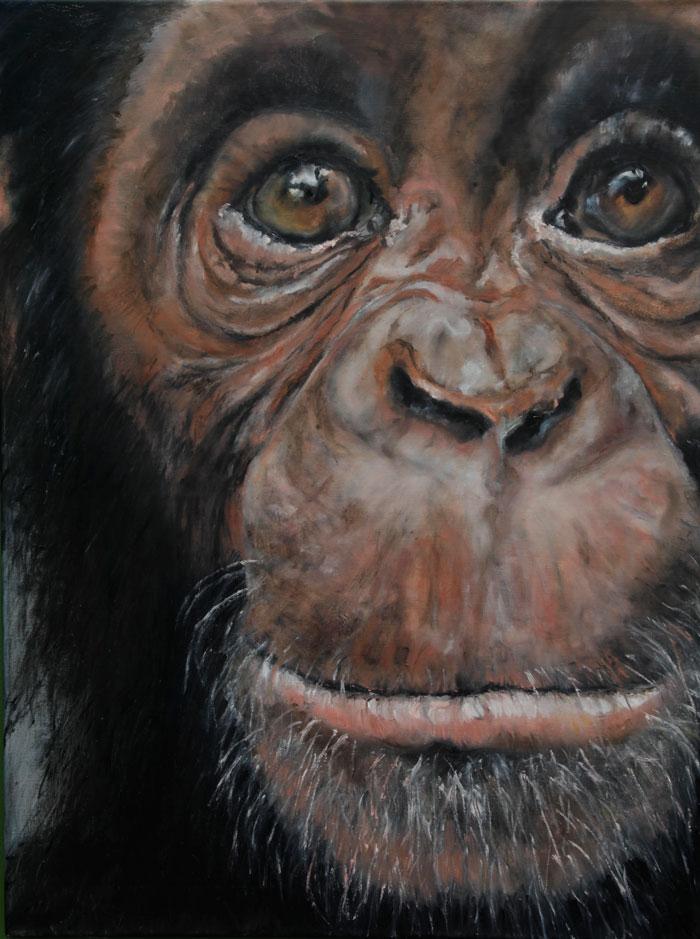 ape-painting