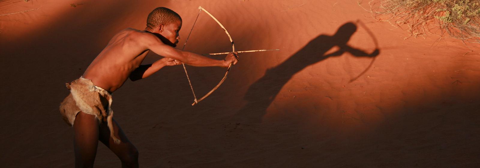 bushman-hunting