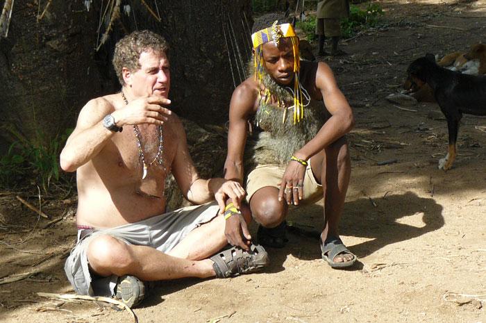 hadza-bushmen
