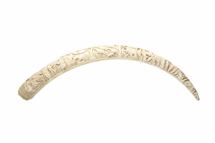 Elephant-ivory-ornament