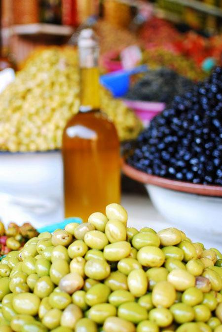 Olive-Souk-Market-Morroco