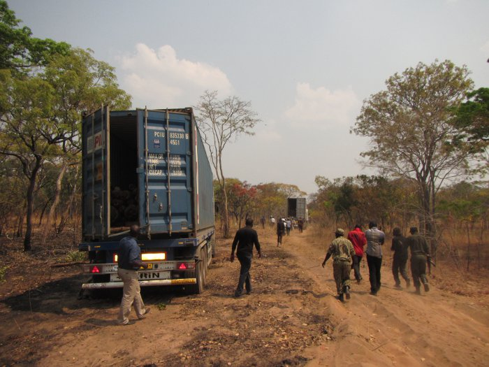 Truck-African-Parks-Zambia