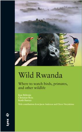Wild Rwanda Cover