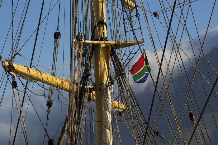 Tallship-South-African-Flag-Cape-town