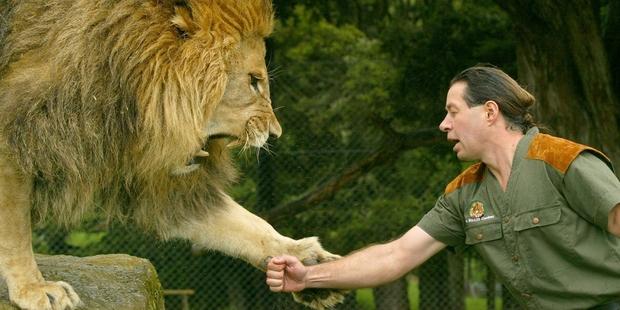 Lion Man Craig Busch