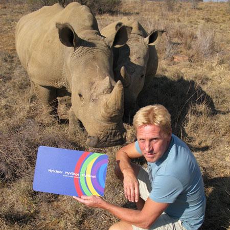 myplanet rhino orphanage