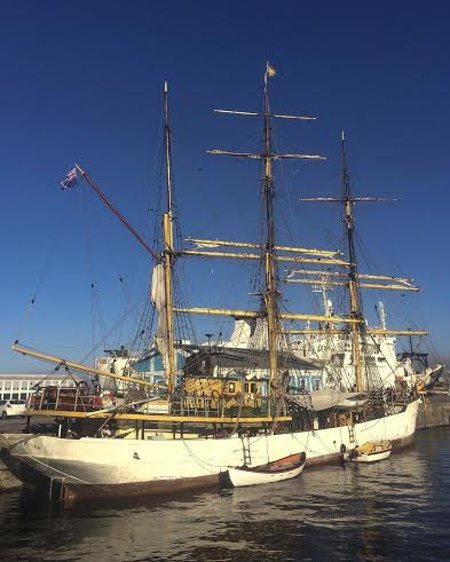 tall ship picton castle