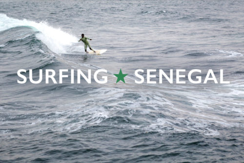 surfing senegal