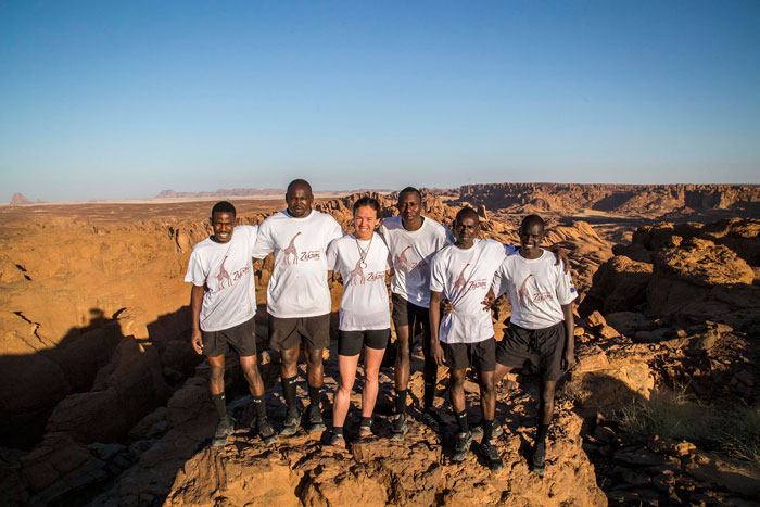 African parks team