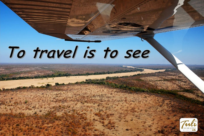 african proverb travel