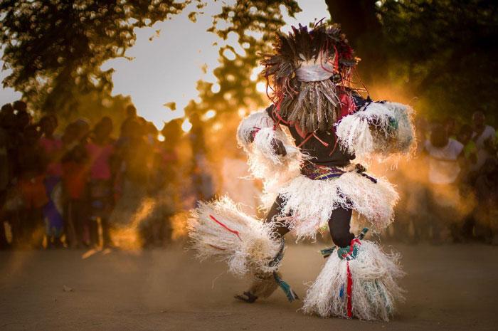 giule wamkulu dance