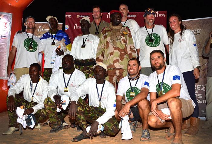 african parks running team
