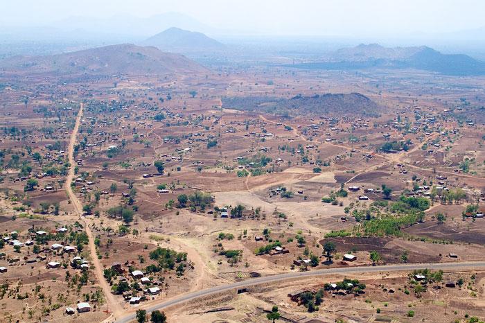 deforestation Malawi
