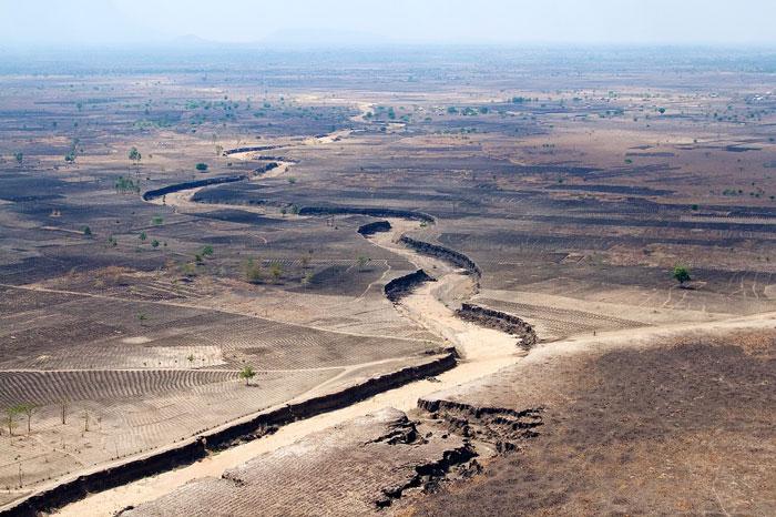 deforestation Malawi floods