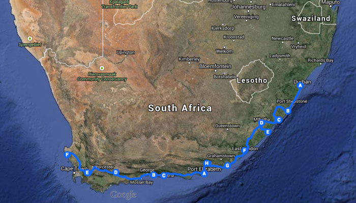 map-south-africa