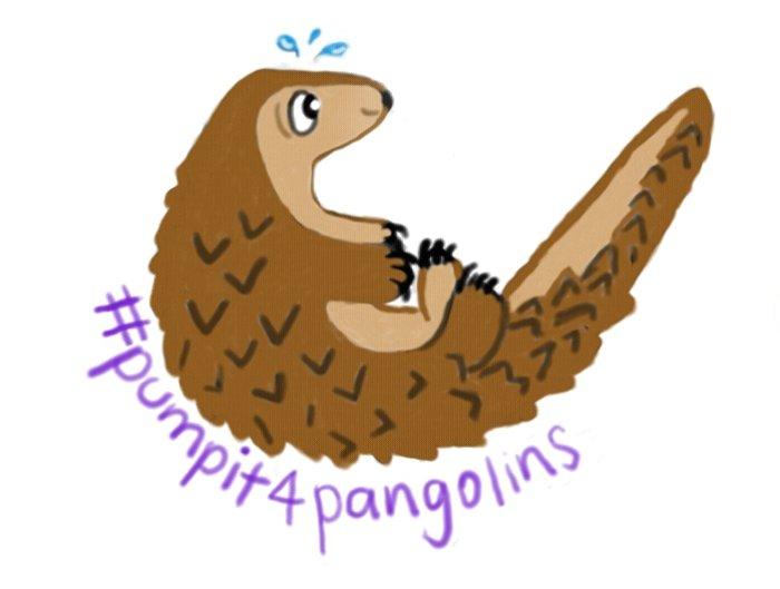 #pumpit4pangolins