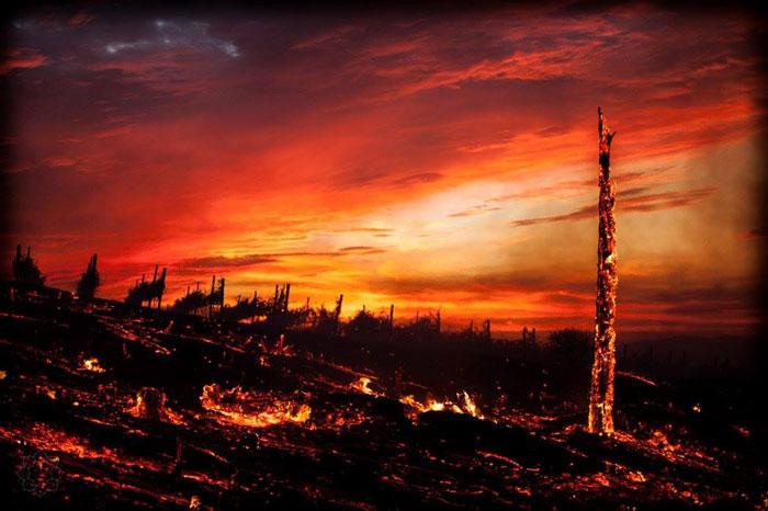 fire cape town