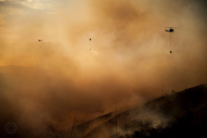 fires muizenberg cape town