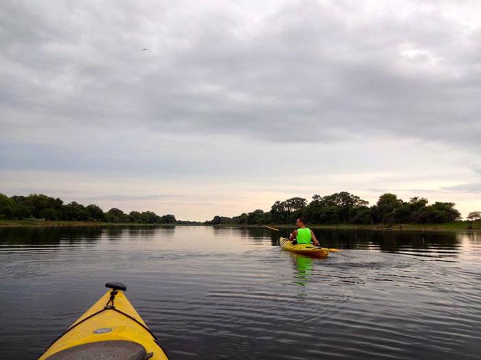 kayak-single
