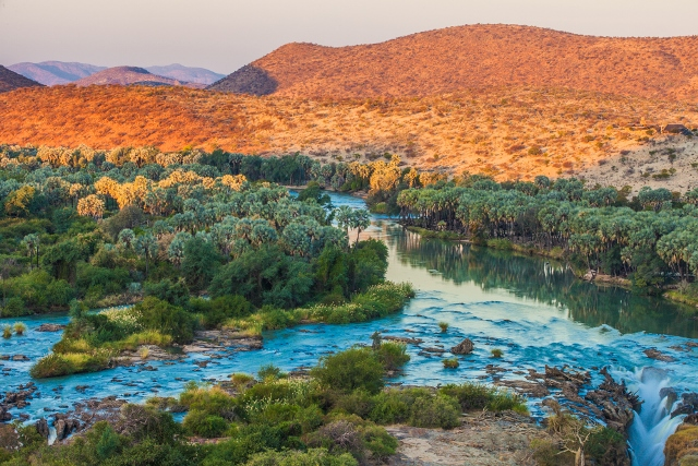 Rafting Down The Kunene River With Crocodiles Africa