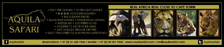 Aquila Safaris