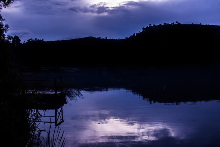 Moonlight Lake uganda