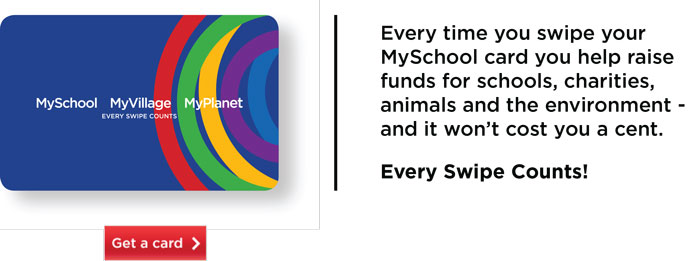 MyPlanet card woolworths