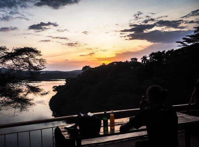 Uganda Bar lake