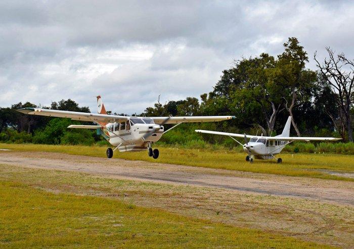 botswana-flight