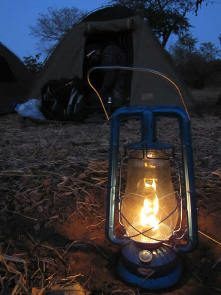 5 things NOT to forget for your next camping safari
