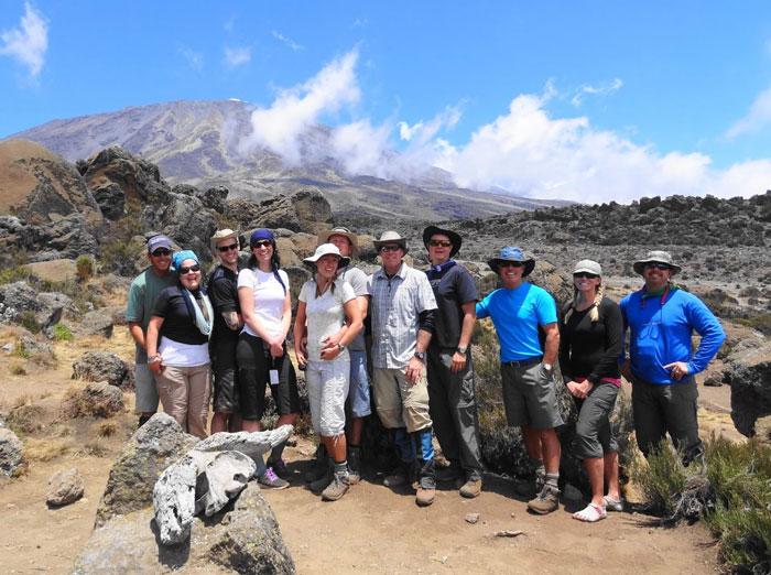 Climbing Kilimanjaro Zara Tours