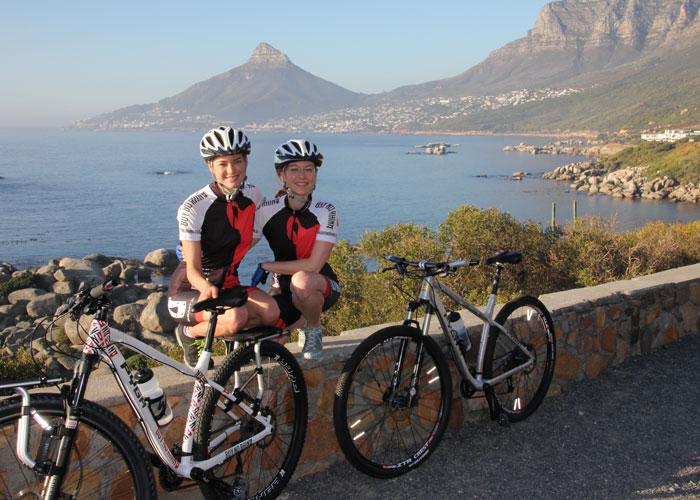 cycling for rhinos