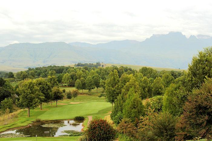 golf drakensberg