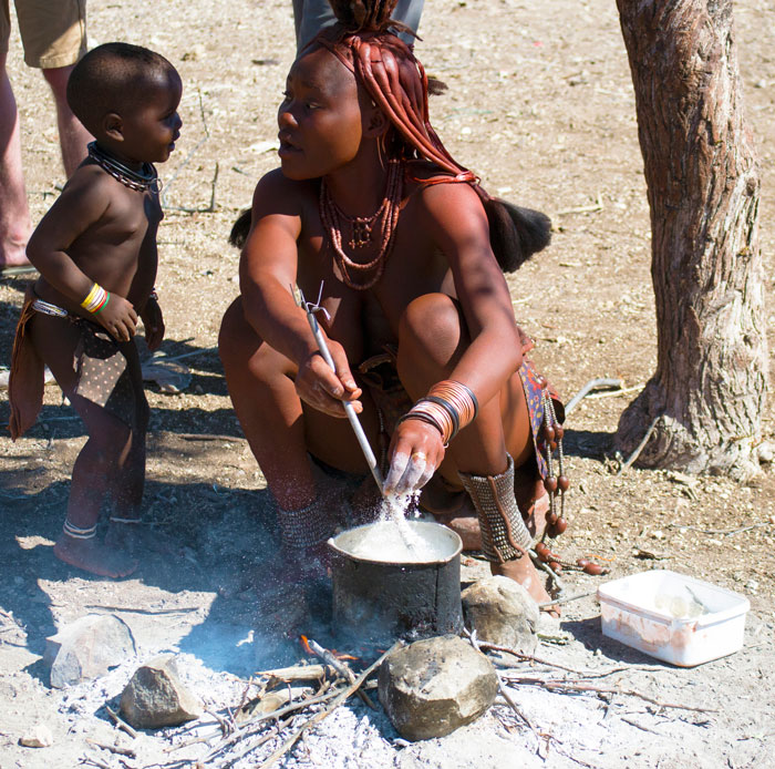 5 interesting facts about the Himba - Africa Geographic