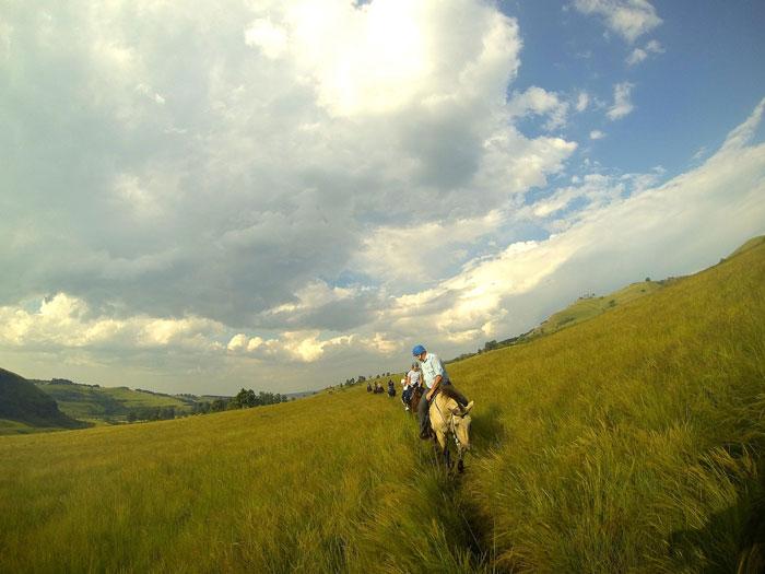 horseriding drakensberg