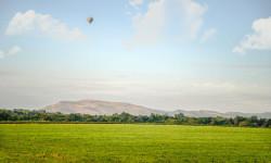 hot air balloons hartebeespoort