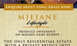 mjejane-game-reserve