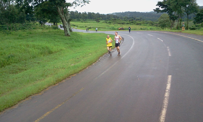 ngorongoro run