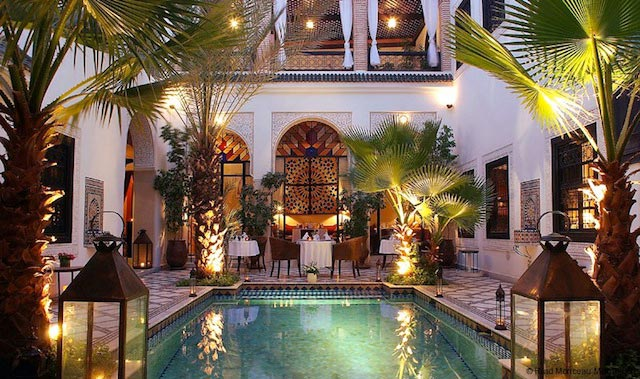 Moreish morocco winner africa geographic for Best riads in marrakesh