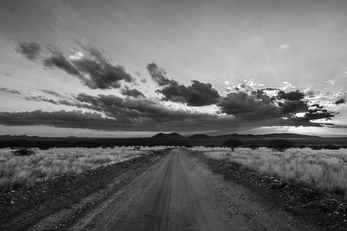 journey tsavo through road africa