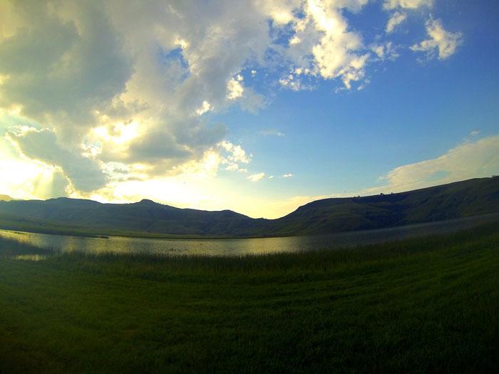 views drakensberg
