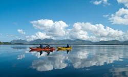 Madagascar kayaking