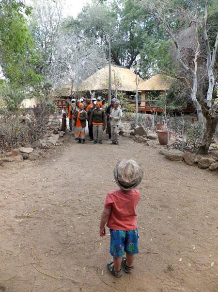 choir botswana
