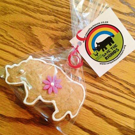 Cookie designed by Alyssa Carter