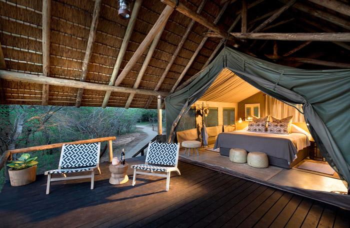 Tanda Tula luxury tented camp