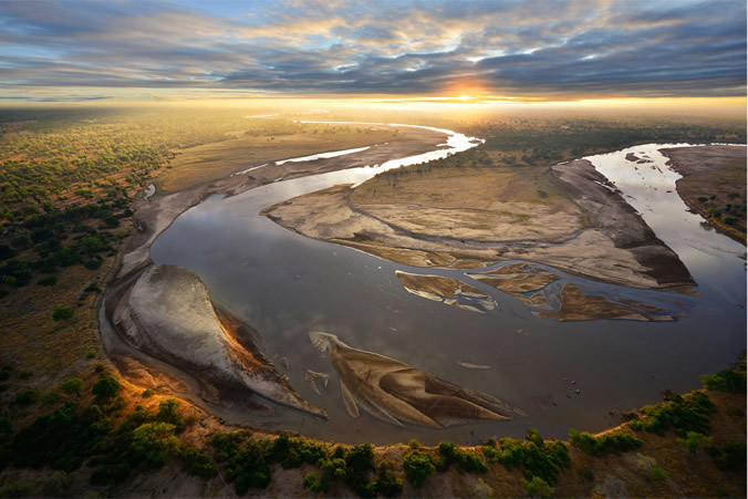 Shirli-Carswell-Microlight-Aerial-South-Luangwa